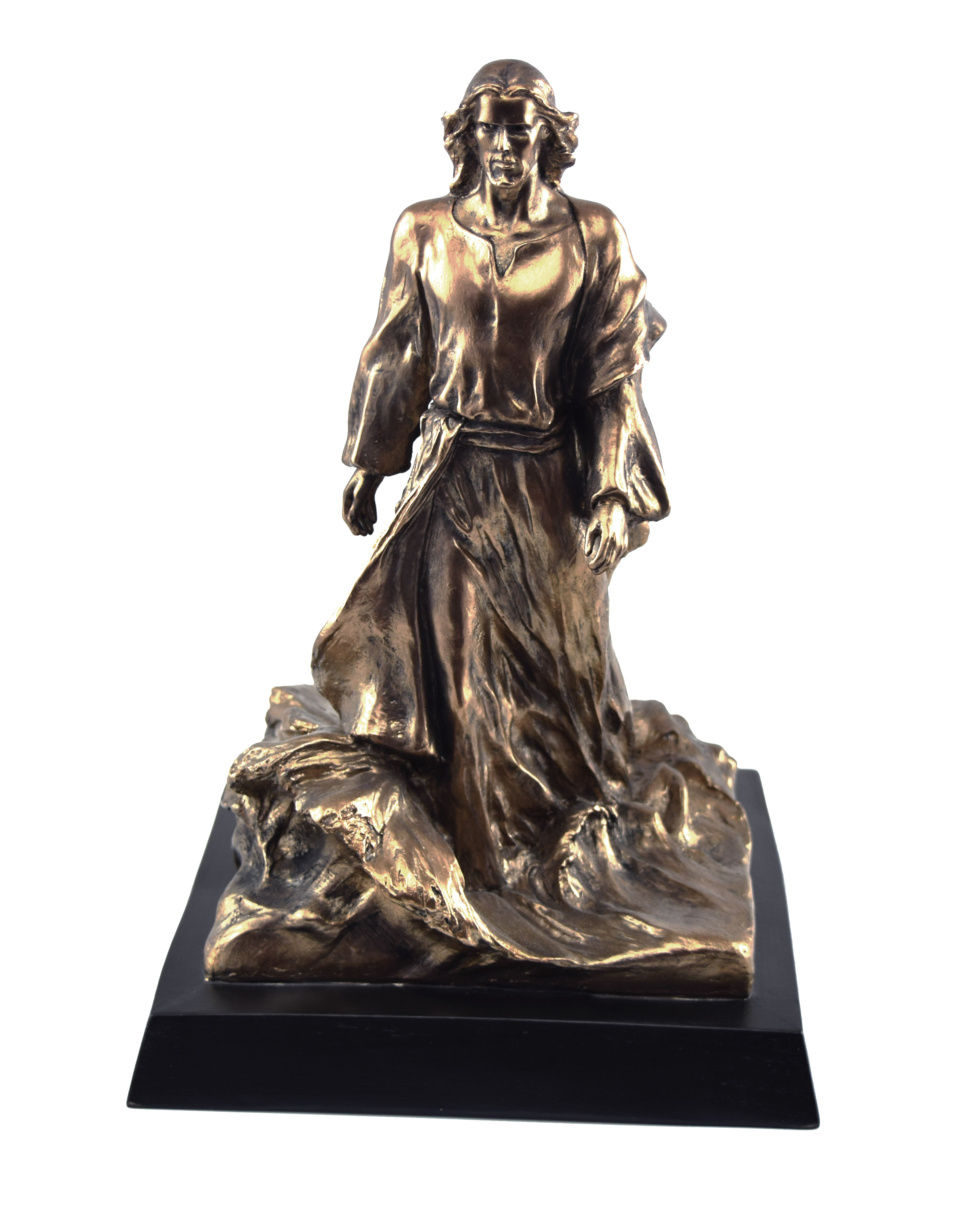 Jesus Christ, Bronze Statue of Jesus Christ, Christian Art, Christian Gift, Christmas Gift, Religious Art, Religious Gifts